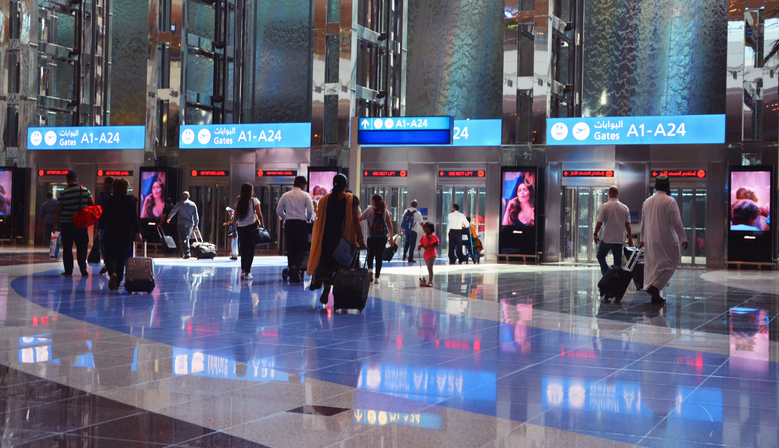 Dubai Retains Top Global Airport Ranking, Records 86.4
