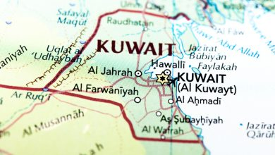 Photo of Kuwait bans entry for non-citizens