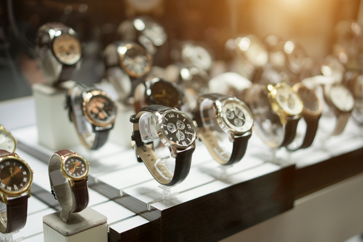 Dubai cleaner steals 86 luxury watches, sells them after