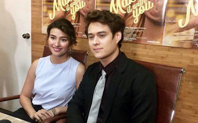 Liza Soberano, Enrique Gil express sadness over 'JaDine' split