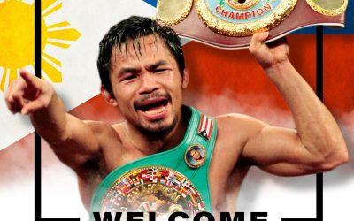 Manny Pacquiao, Conor McGregor now under same management