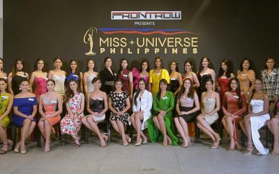 Miss Universe Philippines wraps up final screening for candidates