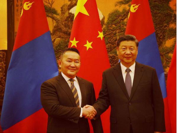 Mongolian President under quarantine after China visit