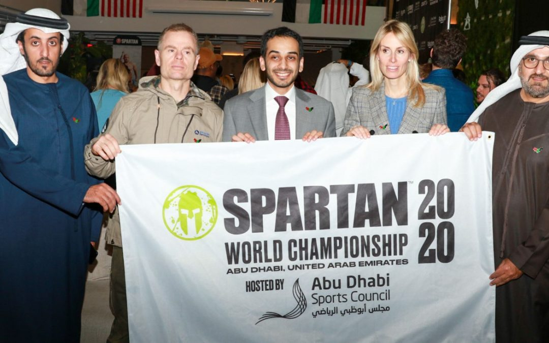 Spartan brings 'biggest' World Championship in Dubai