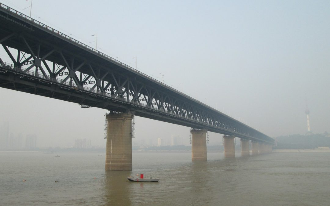People in Hubei, China evade lockdown through Yangtze river bridge