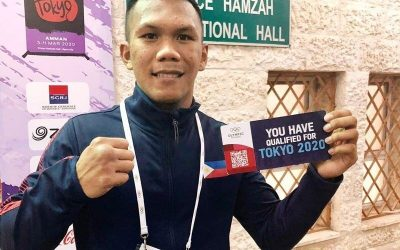 Eumir Marcial bags gold in Olympic boxing qualifiers
