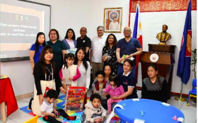 PH Embassy in Bahrain launches Children's Learning Center