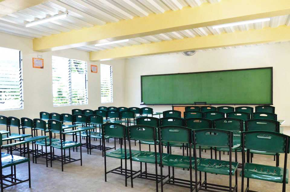 DOH looking at classrooms as isolation areas for COVID-19 patients