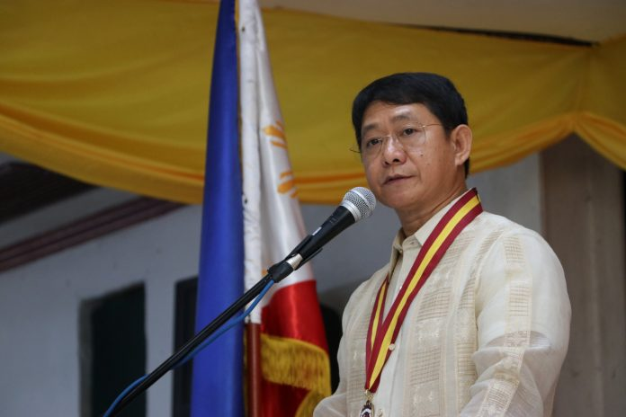 BREAKING: DILG Chief Eduardo Año tests positive for COVID-19