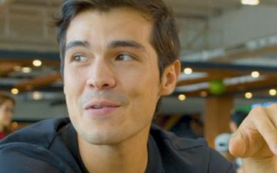 Erwan Heussaff throws shade at reporter who broke news of daughter's birth