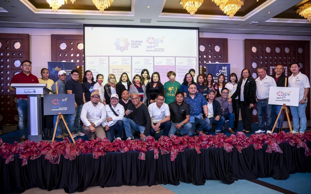 FilSoc Launches 122nd Philippine Independence Day 2020 Celebration