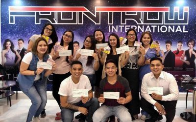 March towards millions: How FRONTROW empowers OFWs reach their dreams