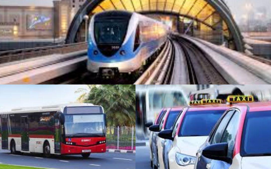 FAQs: Totoo po bang titigil ang public transportation sa buong UAE?