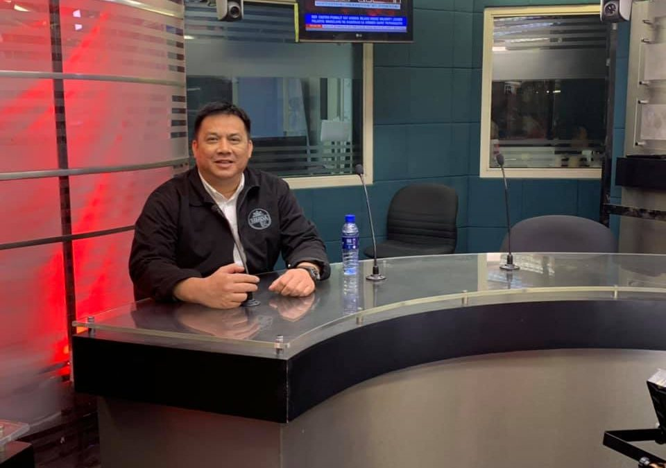 MMDA General Manager Jojo Garcia tests positive for COVID-19