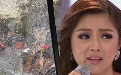 Gunmen of Kim Chiu's van seen stalking the actress moments before ambush