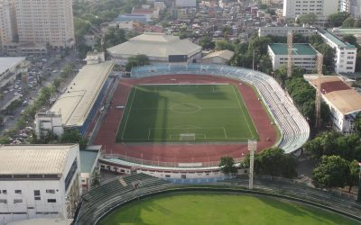 PH gov't eyes sports stadia as temporary medical facilities for COVID-19 patients
