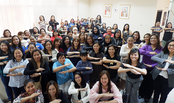 Herstory: Pinays as Agents of Positive Change