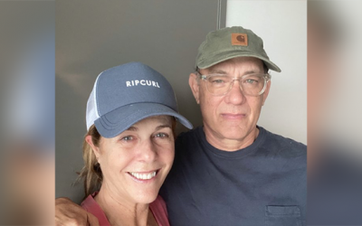 Tom Hanks, Rita Wilson released from quarantine in Australia