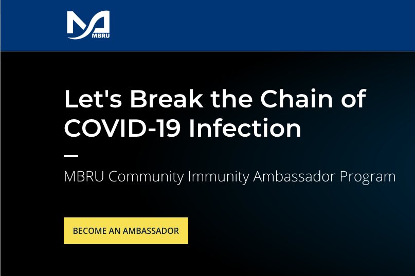 1-hour online COVID-19 course allows people to become ambassadors against the pandemic