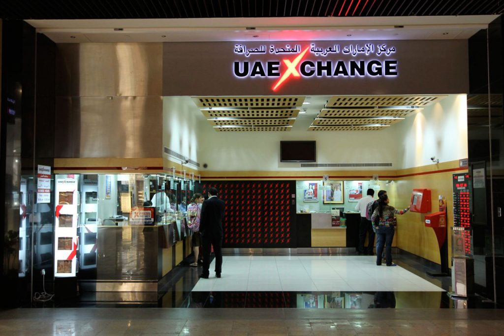 Uae Exchange Stops Accepting New Transactions Effective