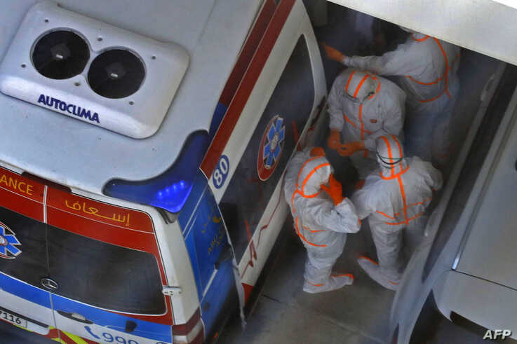 Screening on wheels: UAE to conduct COVID-19 testing to 25,000 workers