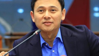 Photo of Sonny Angara recovers from COVID-19, returns home
