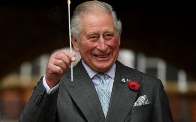 Prince Charles diagnosed with COVID-19