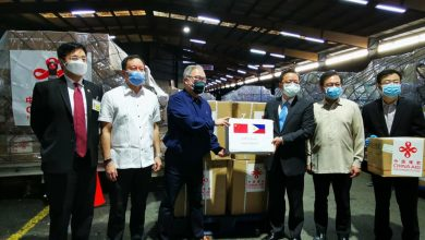 Photo of China donates additional medical supplies to PHL