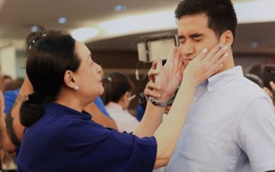 Proud Mama: Coney Reyes happy for son Vico Sotto's work in Pasig