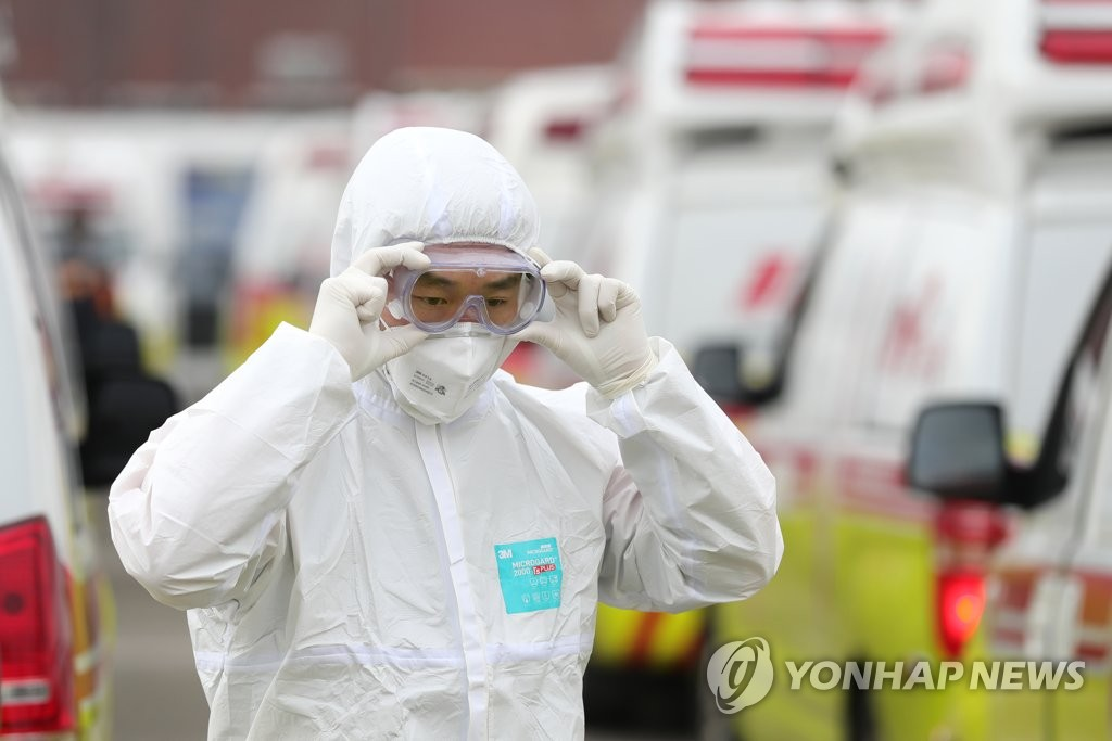 south korea reports 476 new cases of covid
