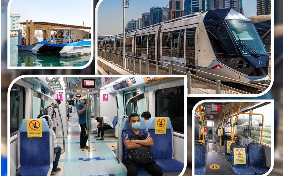 RTA announces reduced timings for Dubai Metro, other public transport