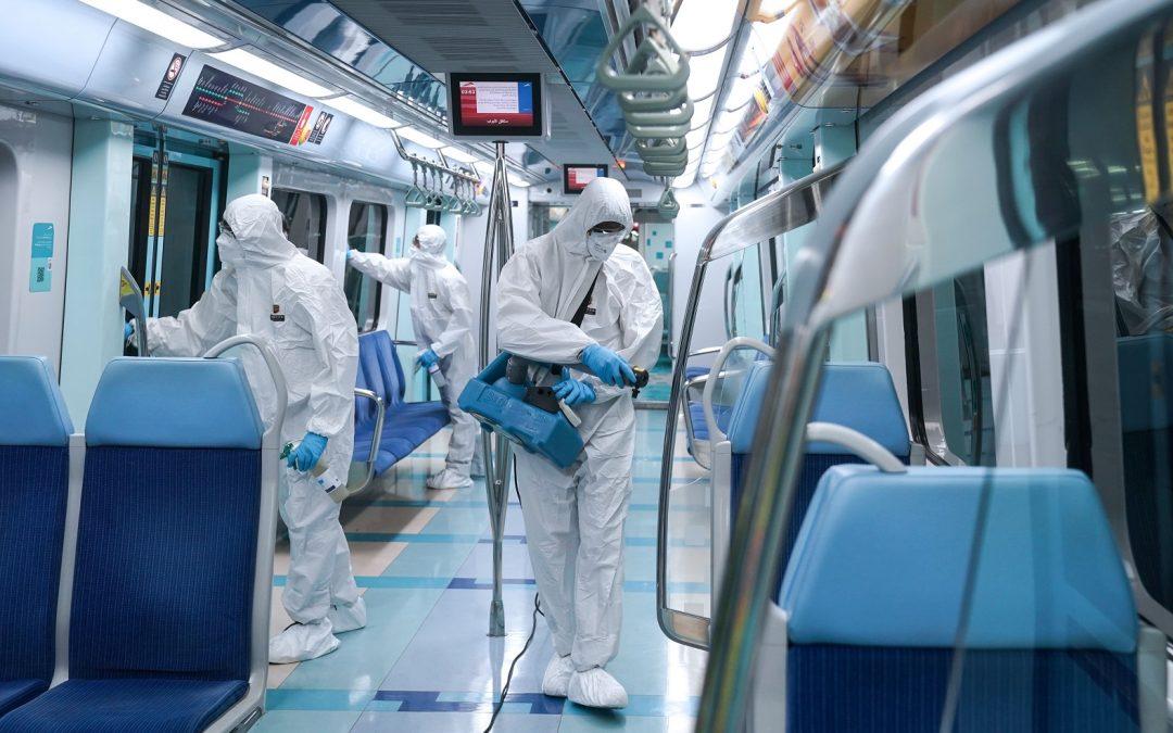 Dubai establishes Center for Coronavirus Control