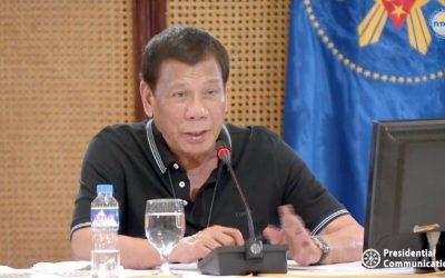 Duterte thanks Bahrain king for granting royal pardon for 16 Filipinos