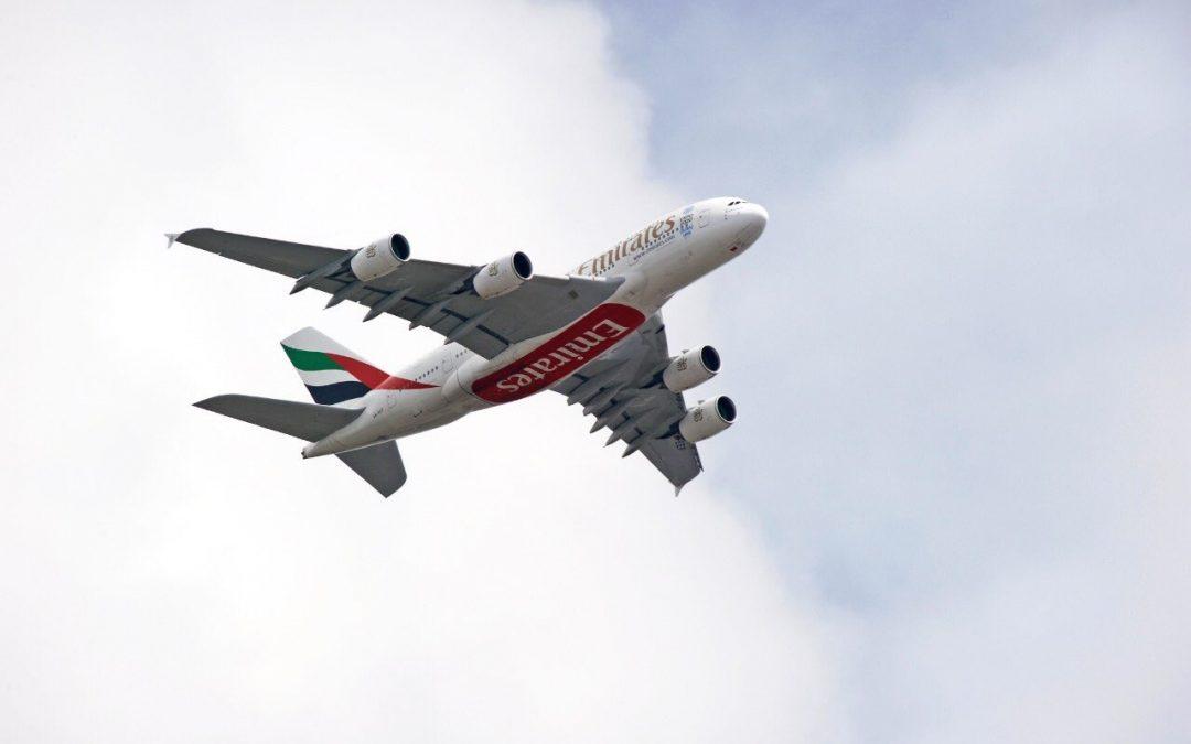 Sheikh Hamdan bin Mohammed affirms Dubai Government's full support to Emirates Airline