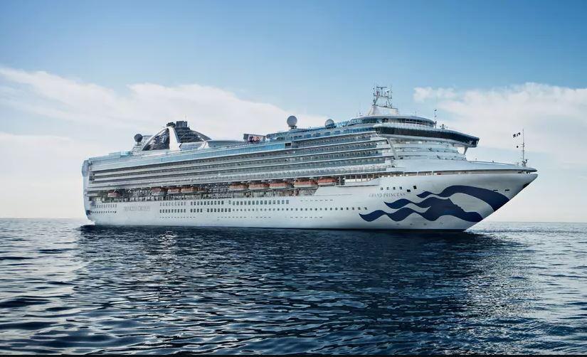 500 Filipinos among Grand Pirncess cruise ship quarantined in the US