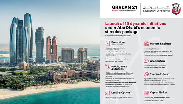 Abu Dhabi eases life for Filipinos, residents via 15-point economic stimulus package in the fight against COVID-19