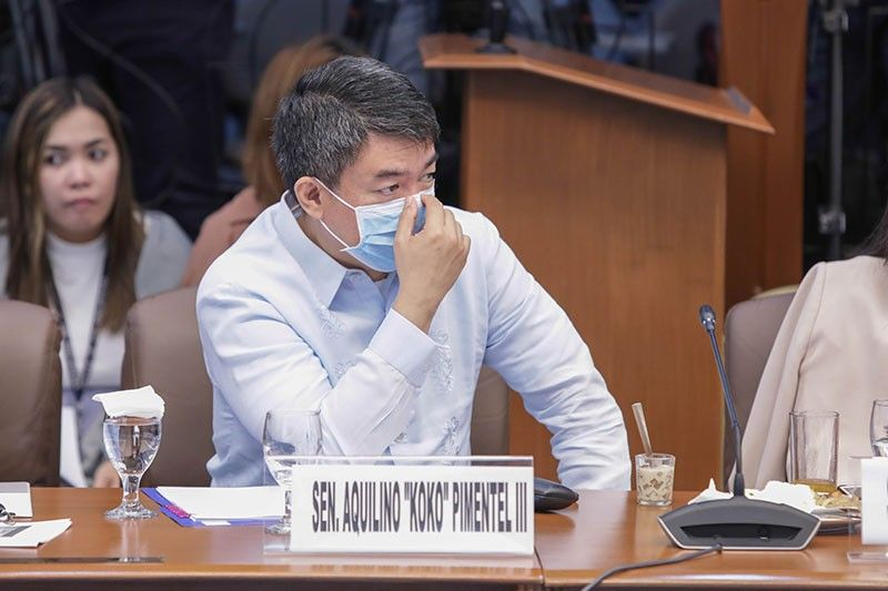 Supermarket claims Koko Pimentel went shopping 2 days after experiencing flu-like symptoms