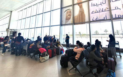 PH Embassy in Kuwait reunites 253 distressed Filipinos with their families