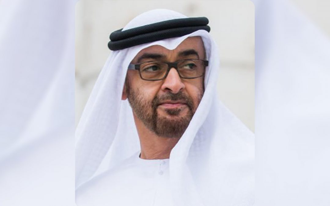 Mohamed bin Zayed: 'We will not let development grind to a halt'
