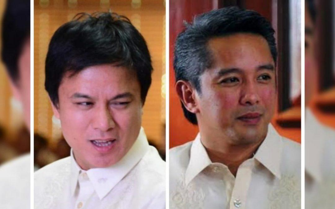 PH governors Jonvic, Ramil trade 'barbs' over Laguna lockdown