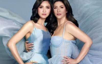 Regine Velasquez gives tips to Matteo on dealing with Mommy Divine