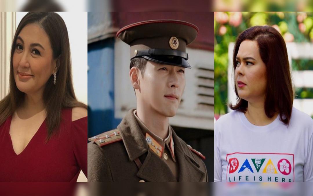 Sharon, Sara Duterte 'bicker' over CLOY star Hyun Bin