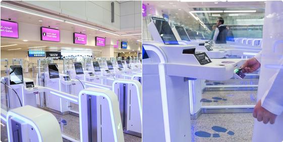 Dubai airports suspend smart gates due to COVID-19