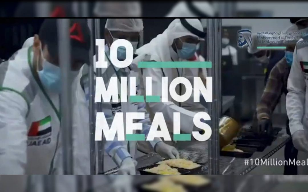 '10 Million Meals' exceeds target in just one week