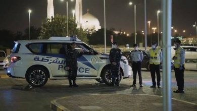 Photo of Sharjah Police caught over 9,000 motorists during National Disinfection Program