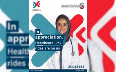 'Libreng Sakay para sa mga health workers': Abu Dhabi introduces free bus-on-demand service for healthcare providers