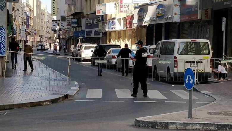 Al Ras area in Dubai under lockdown for two weeks