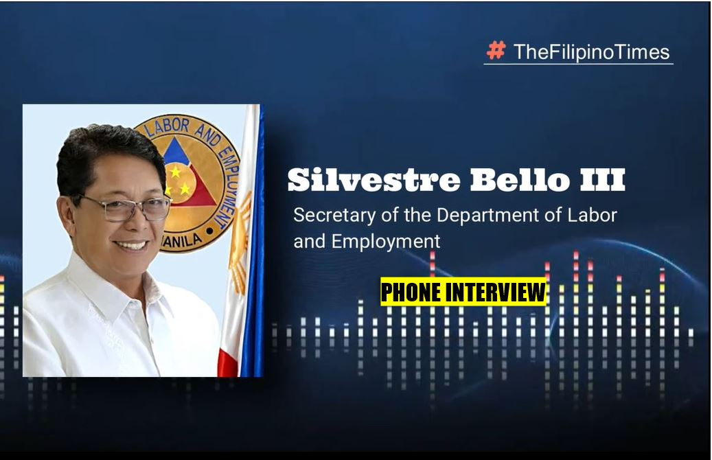PHONE INTERVIEW with DOLE: Kasama ba sa Php10,000 OFW cash aid ang 'no work, no pay' at nabawasan ang sweldo?