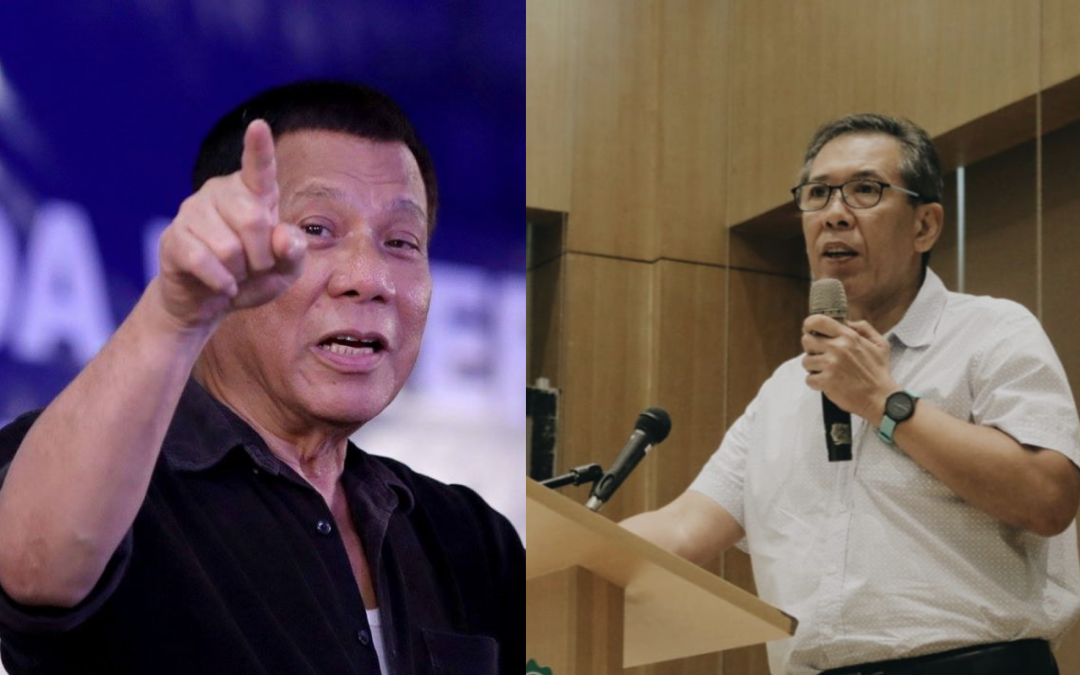 Duterte blasts Chel Diokno for criticizing gov't response vs COVID-19 pandemic