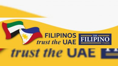"Photo of ""Filipinos trust the UAE"": Filipinos reciprocate confidence in UAE's sincere care, compassion through Facebook profile sticker"